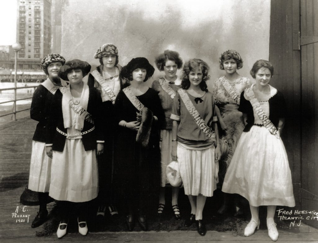 our history miss america 2 0